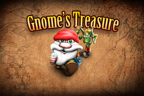Screenshot Gnome's Treasure Lite